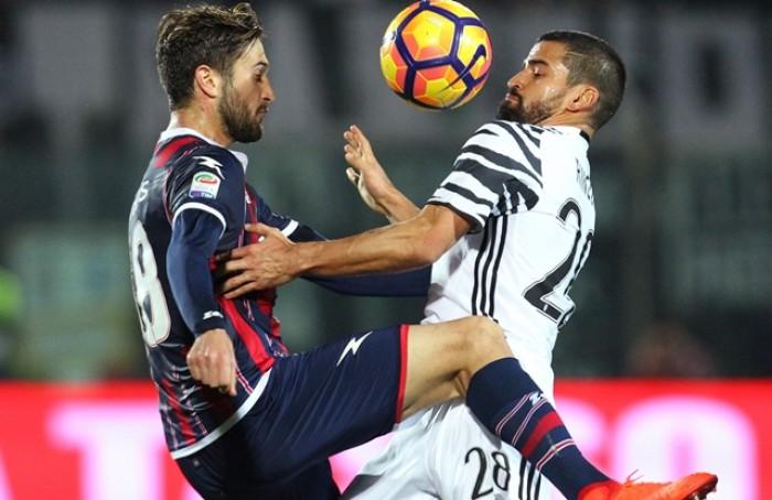 Asistencia y debut como titular en Serie A