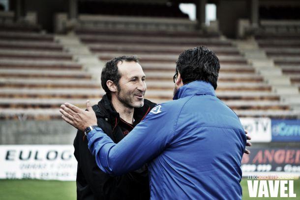 """Tomás Hervás: """"En El Molinón hay que hacer un gran partido, es una semana grande"""""""