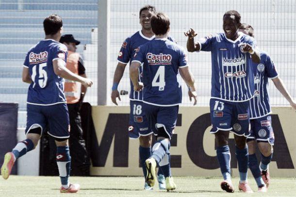 Atlético de Rafaela - Godoy Cruz: puntuaciones del 'Tomba'