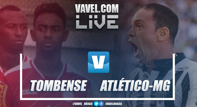 Resultado Tombense 1 x 0 Atlético-MG pelo Campeonato Mineiro