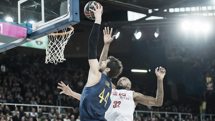 No retorno de Pesic, Barcelona quebra sequência negativa e vence Bilbao Basket