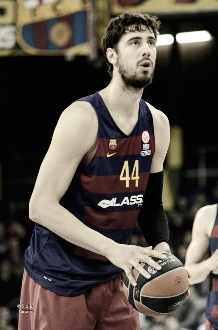 La estrella del Barcelona: Ante Tomic