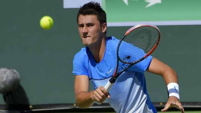 Bernard Tomic Withdraws From Miami Open Due To Wrist Injury