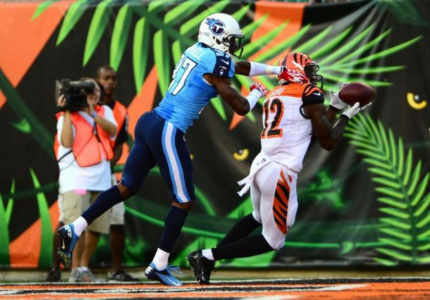 The Armchair QB: 1-1 Titans at 2-0 Bengals Preview