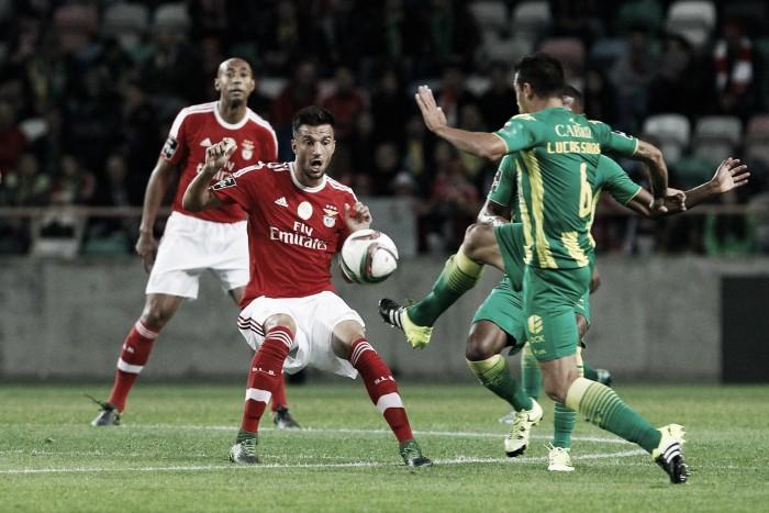 Benfica x Tondela: Águia a viver conto de fadas procura recuperar a liderança