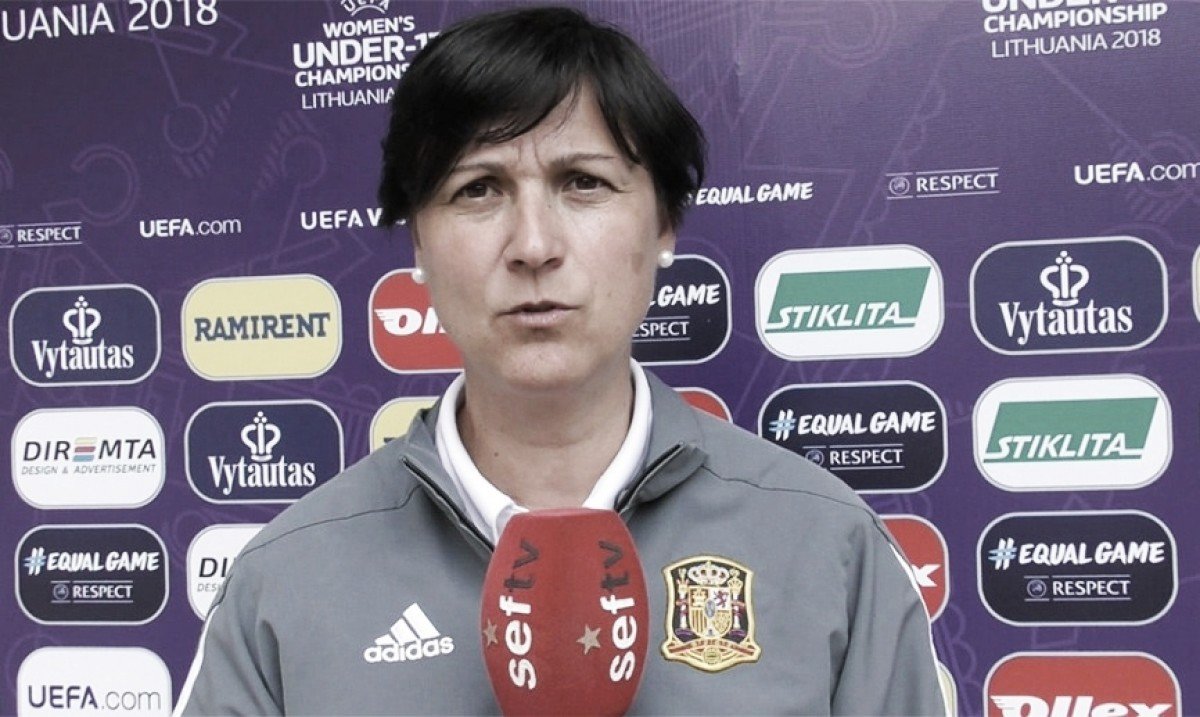 """Toña Is: """"La cuestión era meterse en semifinal para poder ir al Mundial"""""""