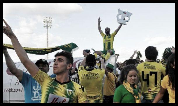 Abram alas para o campeão Tondela e para o 'vice' União da Madeira