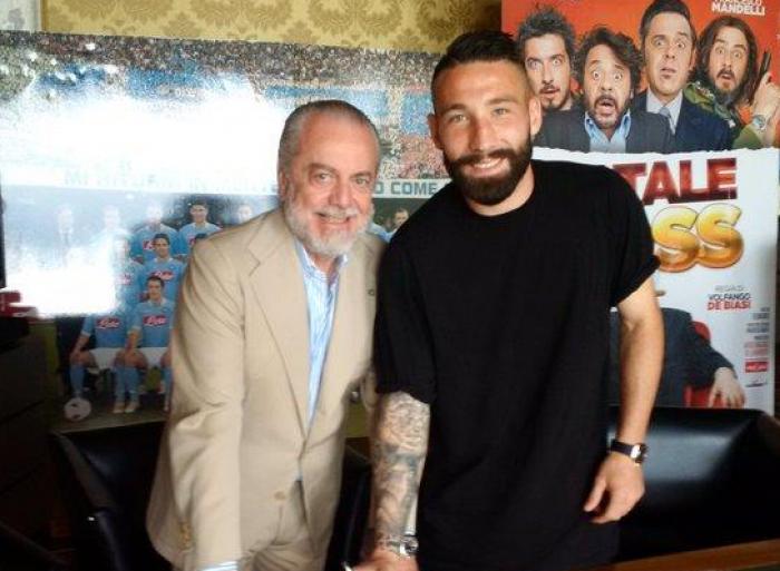 Ufficiale, Lorenzo Tonelli è del Napoli