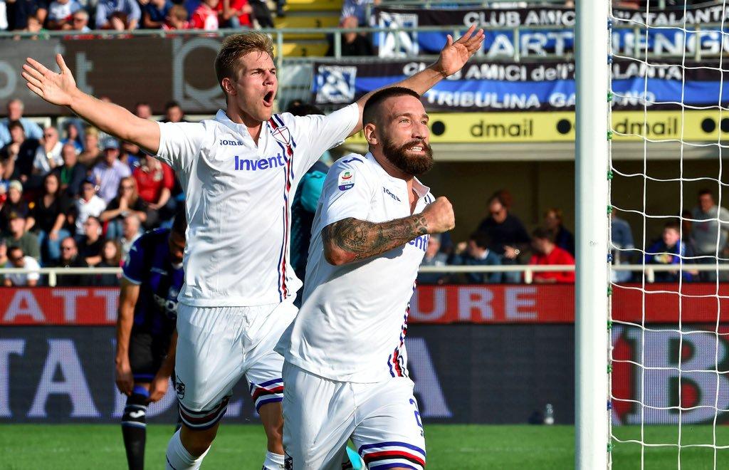 Sampdoria- Caso Tonelli! Sirene insistenti su Andersen, c'è il sì di Gabbiadini