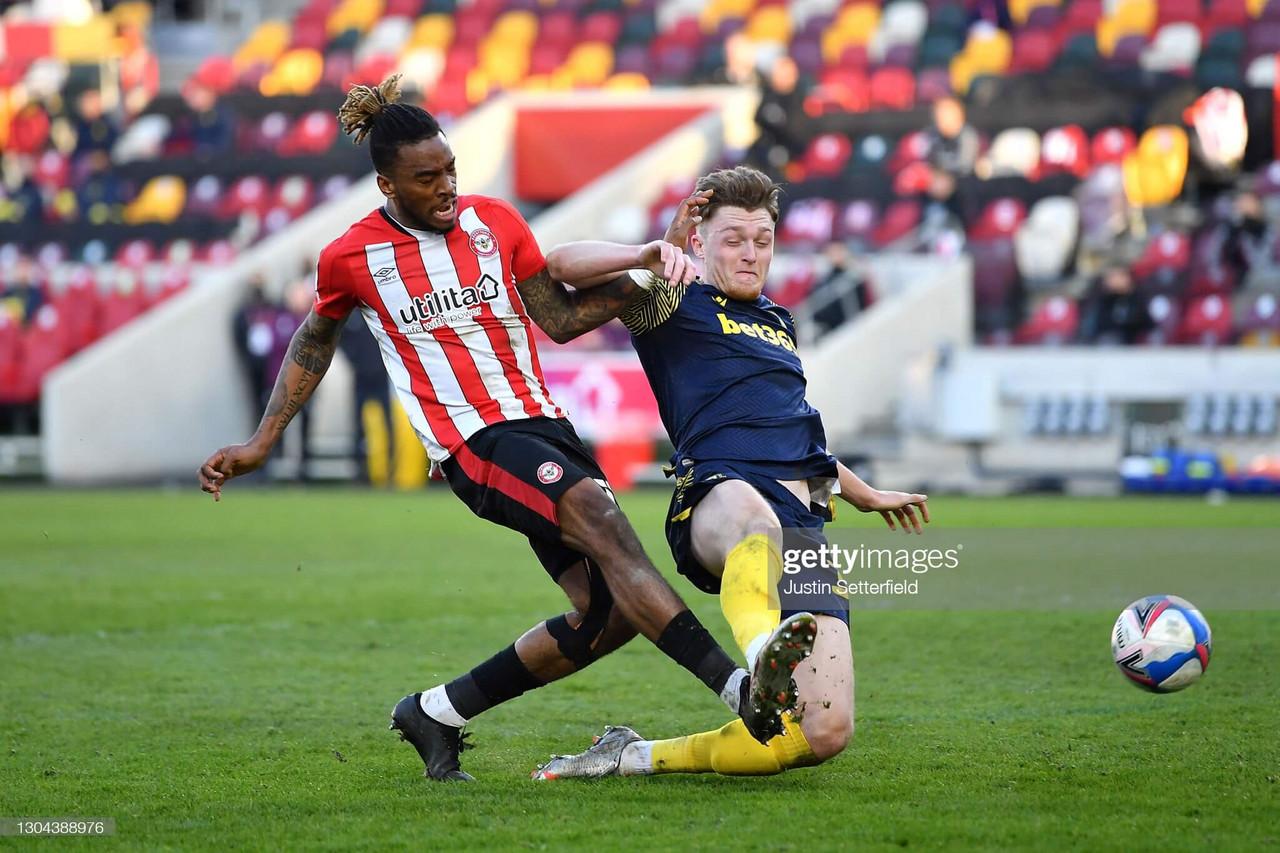 Brentford 2-1 Stoke City: Player ratings