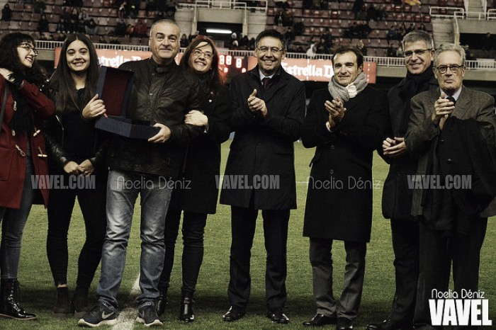 Toni Alonso, 25 años al servicio del Barça B