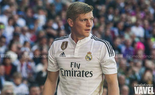 """Kroos: """"Mi decisión de fichar por el Real Madrid fue perfecta"""""""