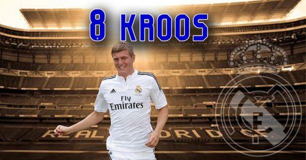 Real Madrid 2014/2015: Toni Kroos