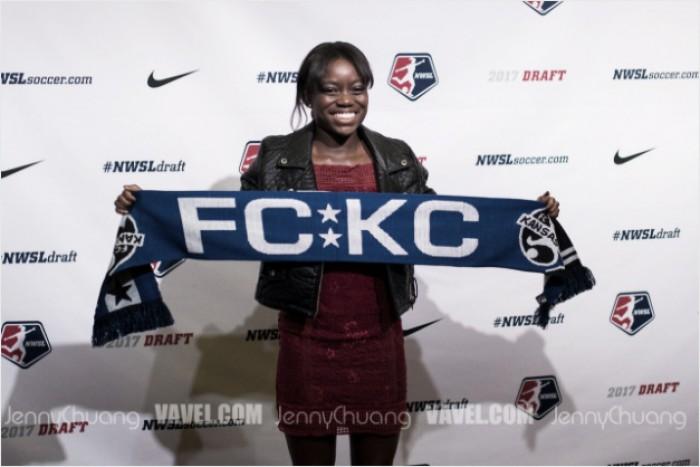 FC Kansas City draft pick Toni Payne heads to Amsterdam