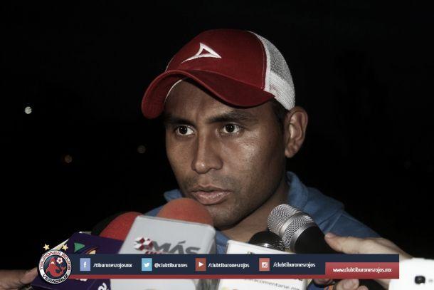 """Antonio Martínez: """"Tenemos que pensar en los tres puntos"""""""
