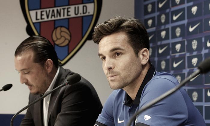 Toño alcanzó los 100 partidos como jugador del Levante UD