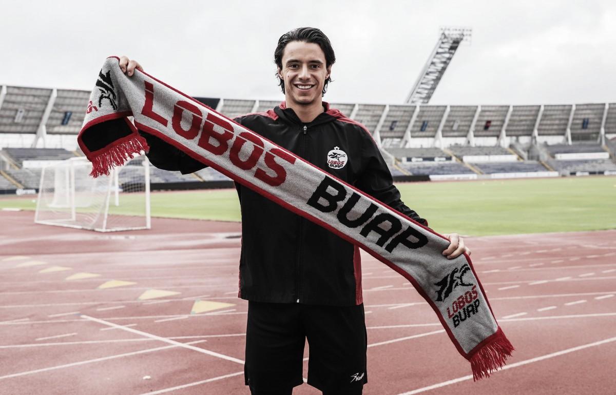 """Antonio Rodríguez: """"Mi prioridad es tener éxito con Lobos BUAP"""""""