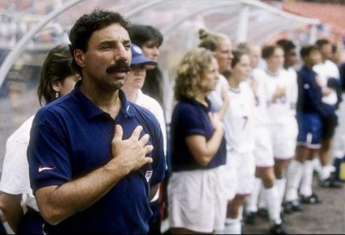 Tony DiCicco, iconic US women's soccer coach, passes away at 68