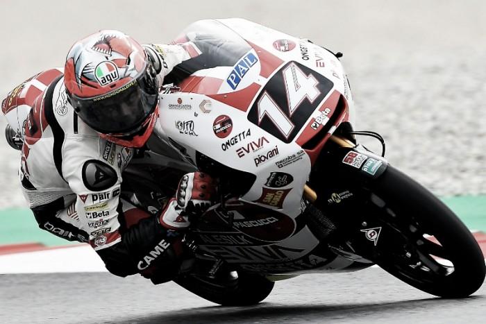 Moto3, Arbolino con il Team Snipers