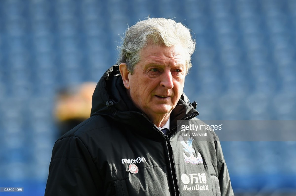 Hodgson delighted as Palace win puts pressure on rivals