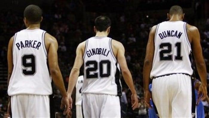 NBA, la fine del ciclo Spurs