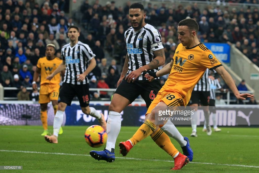 Wolves Vs Newcastle: As It Happened: Wolves Grab Dramatic Equaliser To Deny