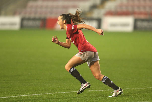 Manchester United Women 1-0 Arsenal Women: United Go Top As Super Toone Strike Secures Massive Win Over Lacklustre Arsenal