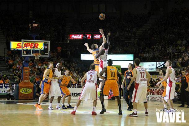 Valencia Basket se queda a un paso del debut soñado