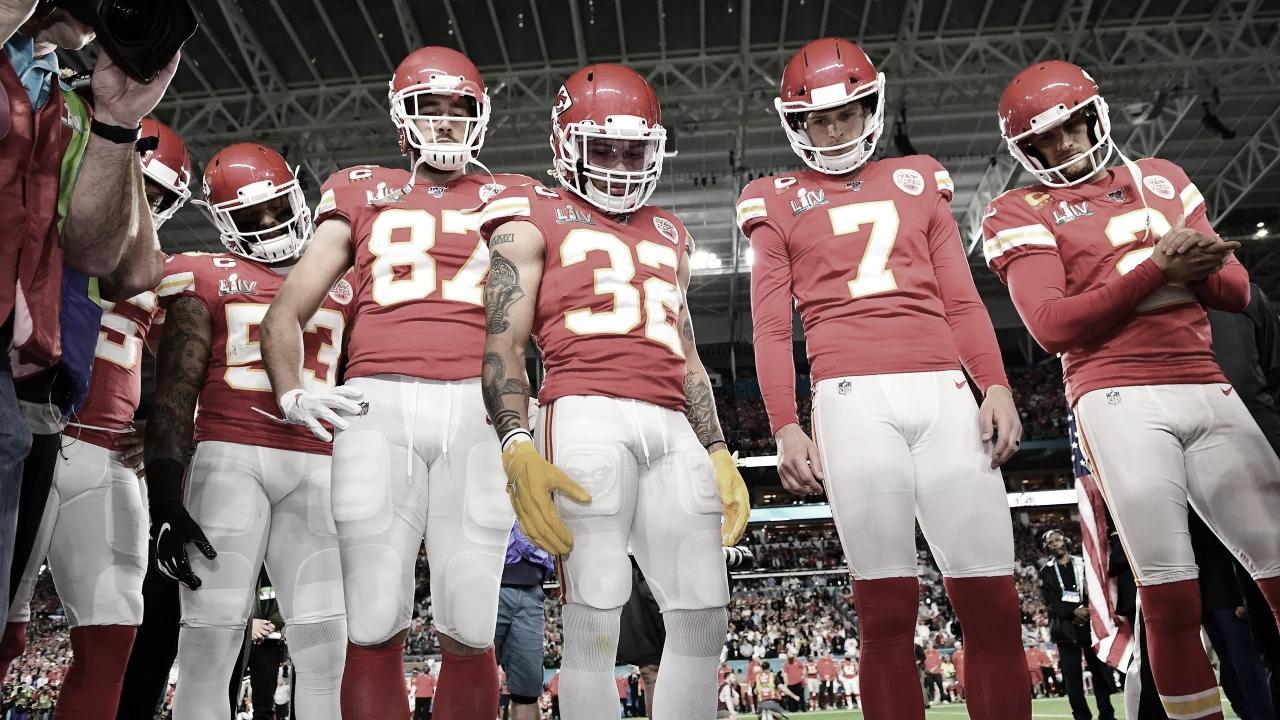 Top 5 juegos de los Chiefs en 2020