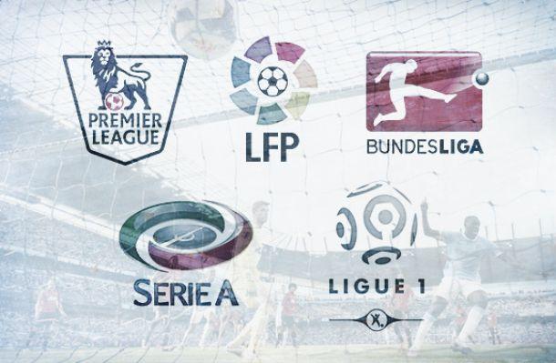 Antevisão das Ligas europeias