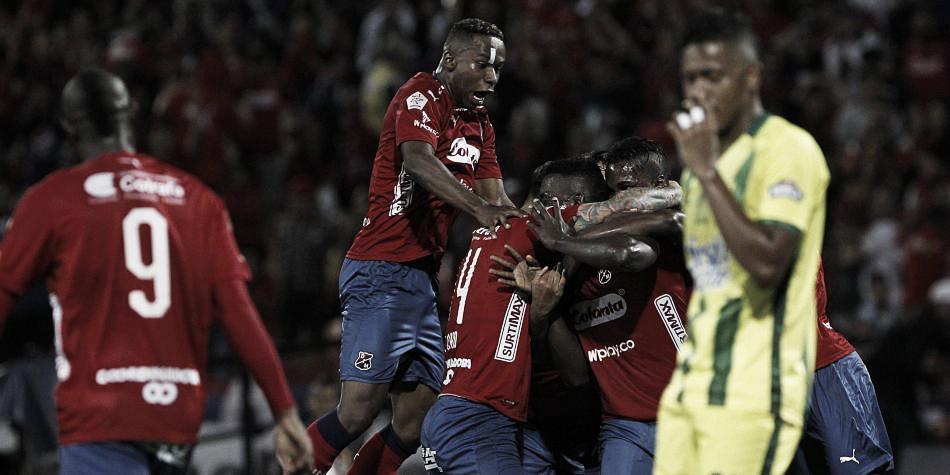 """David González: """"Sumamos tres puntos muy importantes, vamos cumpliendo los objetivos"""""""