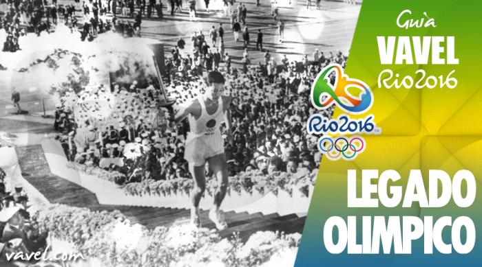 Legado Olímpico: em 1964, Tóquio sediou os primeiros Jogos no continente asiático