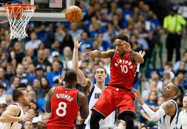Toronto Raptors Stay Hot With Win Over Dallas Mavericks