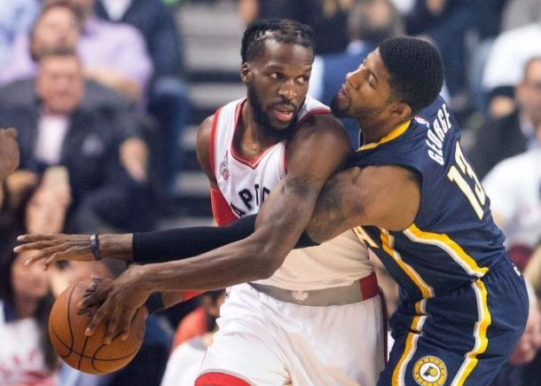 Toronto Raptors Hold On To Beat Indiana Pacers In Season Opener, 106-99