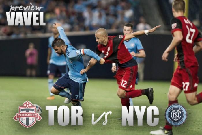Toronto FC vs New York City FC: New York City looks to overtake Toronto in standings
