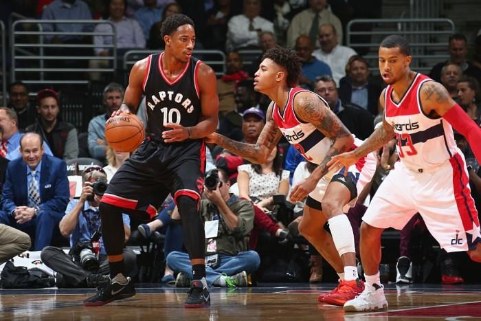 NBA - DeRozan trascina i Raptors, Phila perde anche a Charlotte