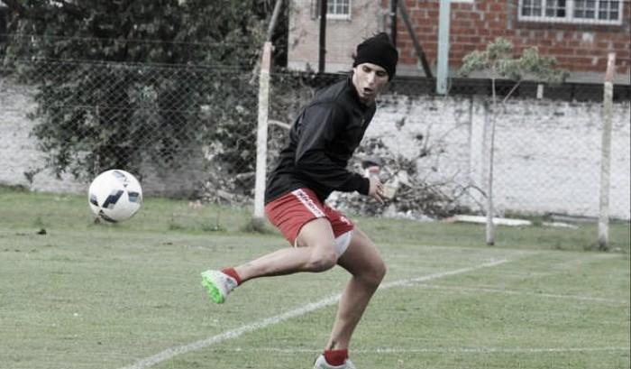 Patricio Toranzo volvió a hacer fútbol