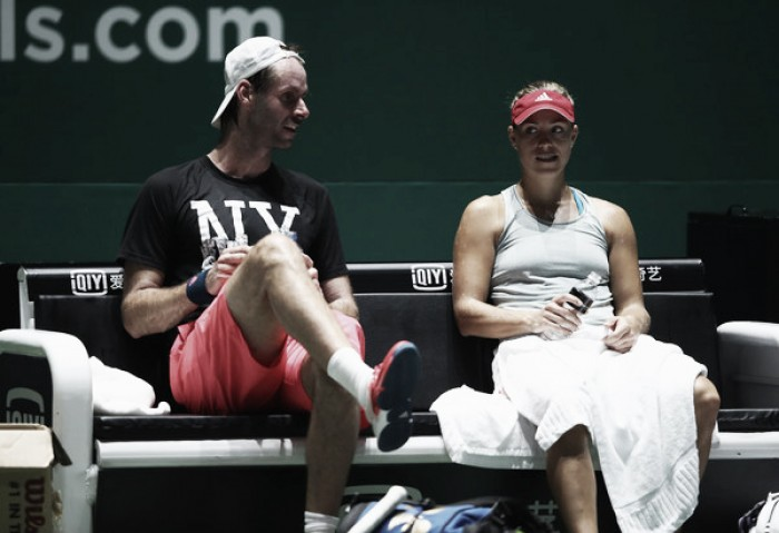 Angelique Kerber splits with long-term coach Torben Beltz and starts new partnership with Wim Fissette