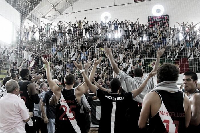 Vasco enfrentará o Ginástico (MG) na semifinal da Liga Ouro de Basquete