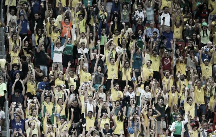 Imprensa internacional critica torcida brasileira durante Rio 2016