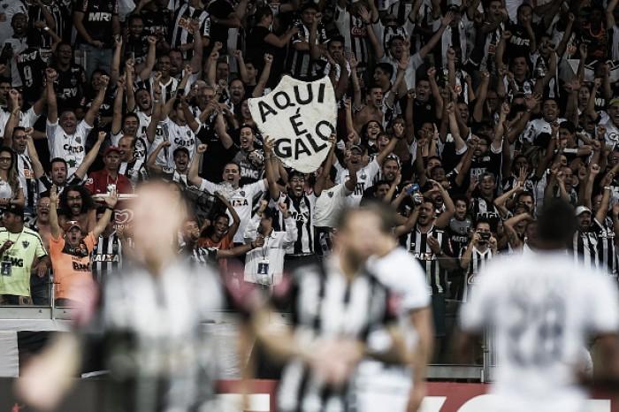 CBF aceita pedido do Atlético-MG e transfere jogo contra Corinthians para o Mineirão