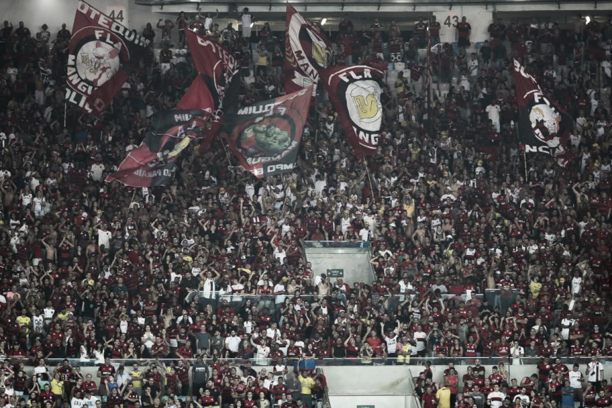 Torcida do Flamengo esgota carga de ingressos para partida diante do Sport