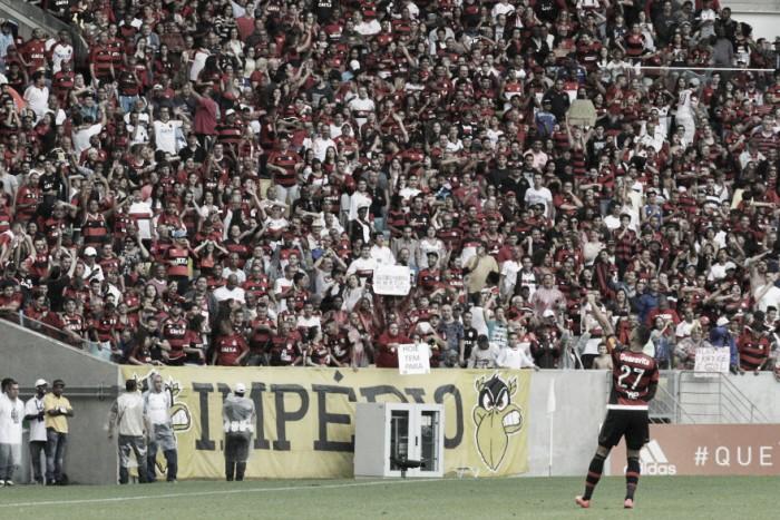 Flamengo divulga preço dos ingressos para partida contra Corinthians