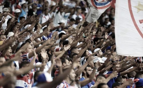 Torcedores do Bahia criam campanha para ajudar ambulantes da Arena FonteNova
