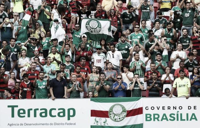 Briga entre torcidas organizadas pode causar suspensão para Palmeiras e Flamengo