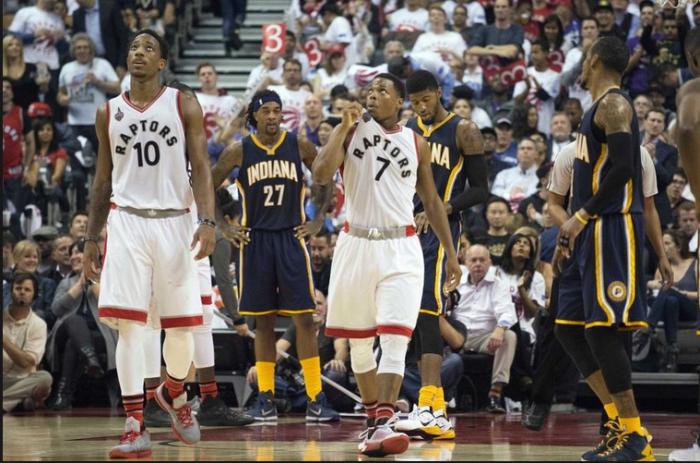 Toronto Raptors: maledetti playoff