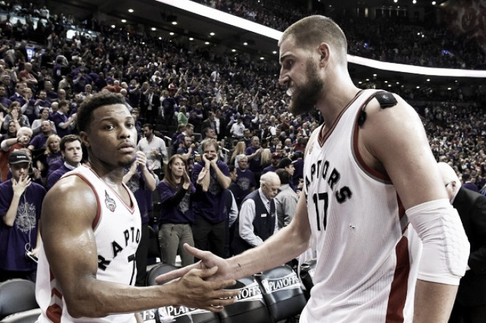 NBA: Lowry-DeRozan, Toronto prende il comando su Indiana (85-101)