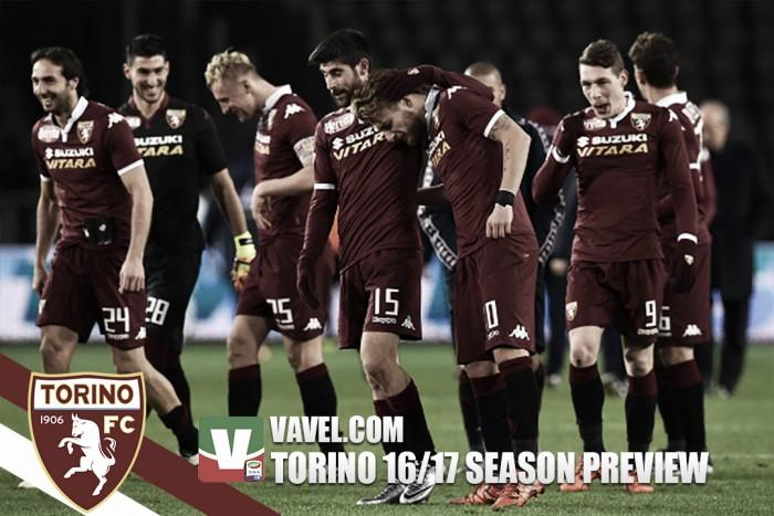 Torino 2016/17 Serie A season preview: Granata one to keep an eye on