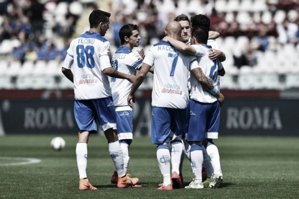 L'Empoli prepara il derby con la Fiorentina