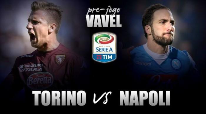 Napoli visita Torino buscando vice-campeonato e vaga na fase de grupos da Champions